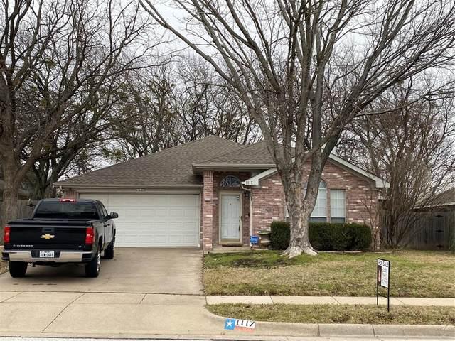 1117 Darren Drive, Burleson, TX 76028 (MLS #14517195) :: The Property Guys