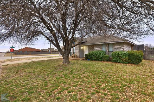 3966 Trinity Lane, Abilene, TX 79602 (MLS #14517213) :: Jones-Papadopoulos & Co
