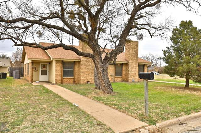 310 Somerset Place, Abilene, TX 79601 (MLS #14517214) :: The Mitchell Group