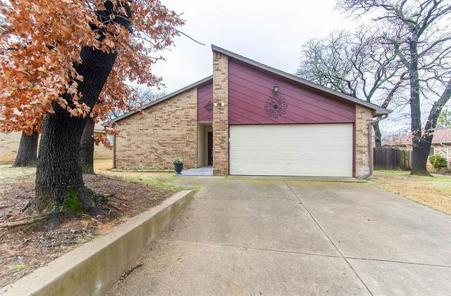 3513 Sweet Wood Street, Bedford, TX 76021 (MLS #14517215) :: Robbins Real Estate Group