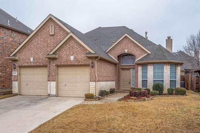 4424 Sandra Lynn Drive, Flower Mound, TX 75022 (#14517218) :: Homes By Lainie Real Estate Group