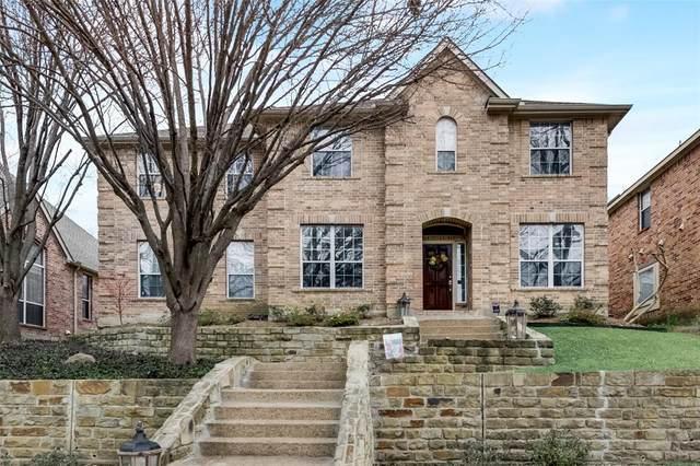1601 Coastal Drive, Rockwall, TX 75087 (MLS #14517248) :: Robbins Real Estate Group
