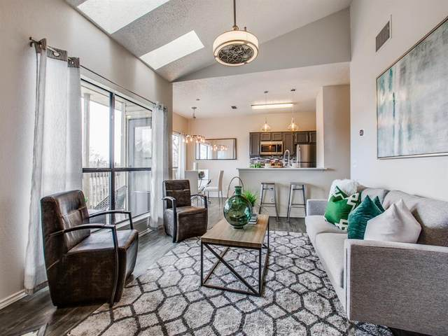 7340 Skillman #1117, Dallas, TX 75231 (MLS #14517284) :: Front Real Estate Co.