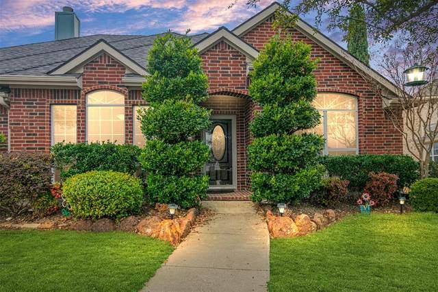 9507 Mirror Fountain Circle, Frisco, TX 75033 (MLS #14517314) :: Robbins Real Estate Group