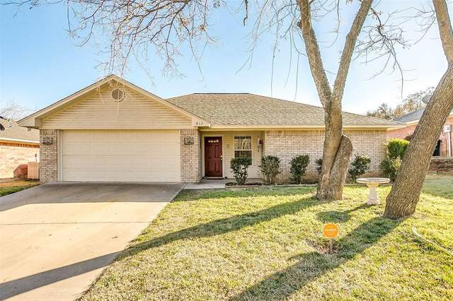 812 E 2nd Street, Weatherford, TX 76086 (MLS #14517334) :: The Mauelshagen Group