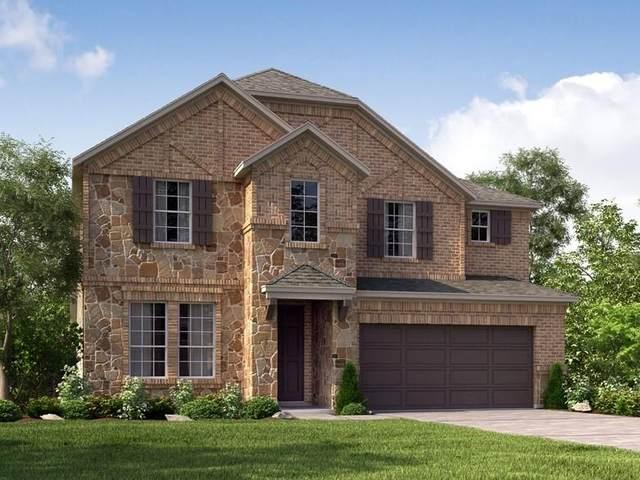 3601 Banton Street, Rowlett, TX 75089 (MLS #14517341) :: Premier Properties Group of Keller Williams Realty