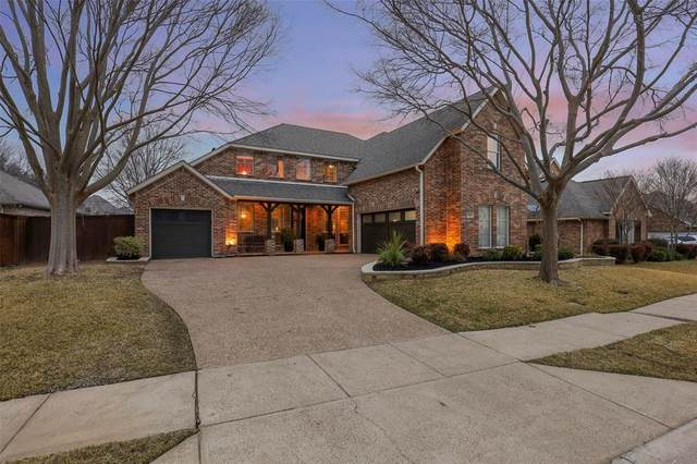 6720 Stony Hill Road, Mckinney, TX 75072 (MLS #14517344) :: Robbins Real Estate Group