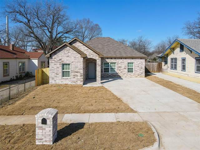 2909 Avenue K, Fort Worth, TX 76105 (MLS #14517367) :: Real Estate By Design