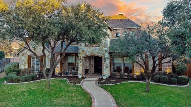 5000 Kirkland Court, Plano, TX 75093 (MLS #14517370) :: Trinity Premier Properties
