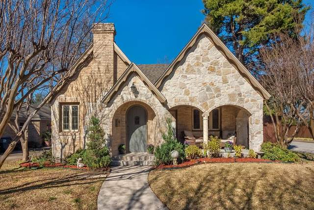 5151 Monticello Avenue, Dallas, TX 75206 (MLS #14517376) :: The Kimberly Davis Group