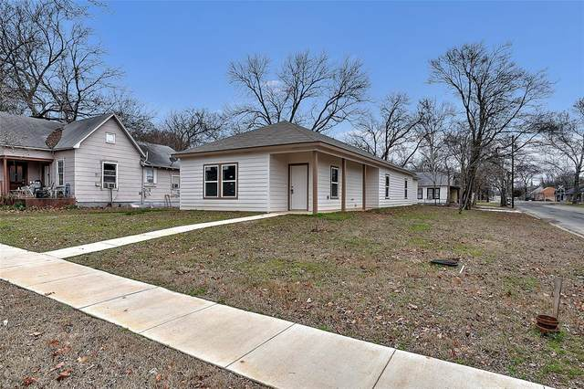 901 W Nelson Street, Denison, TX 75020 (MLS #14517378) :: Premier Properties Group of Keller Williams Realty