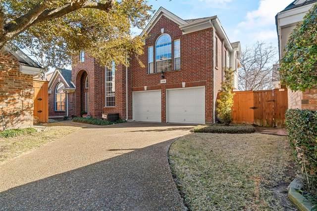14588 Poe Court, Addison, TX 75001 (MLS #14517397) :: Trinity Premier Properties