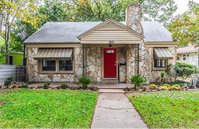 1301 Wilbur Street, Dallas, TX 75224 (MLS #14517399) :: Robbins Real Estate Group