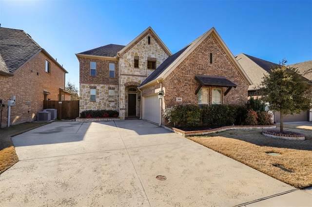 300 Ridgewood Drive, Lewisville, TX 75067 (MLS #14517407) :: The Good Home Team