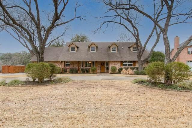 7516 Ravenswood Road, Granbury, TX 76049 (MLS #14517488) :: The Kimberly Davis Group