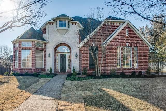 805 Ownby Lane, Southlake, TX 76092 (MLS #14517511) :: EXIT Realty Elite