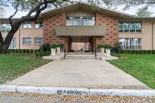 6130 Bandera Avenue B, Dallas, TX 75225 (MLS #14517547) :: The Hornburg Real Estate Group