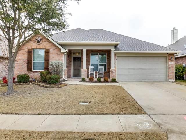 1016 Trickham Drive, Forney, TX 75126 (MLS #14517571) :: Robbins Real Estate Group
