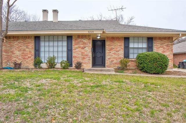 8228 El Retiro Road, Fort Worth, TX 76116 (MLS #14517580) :: Wood Real Estate Group