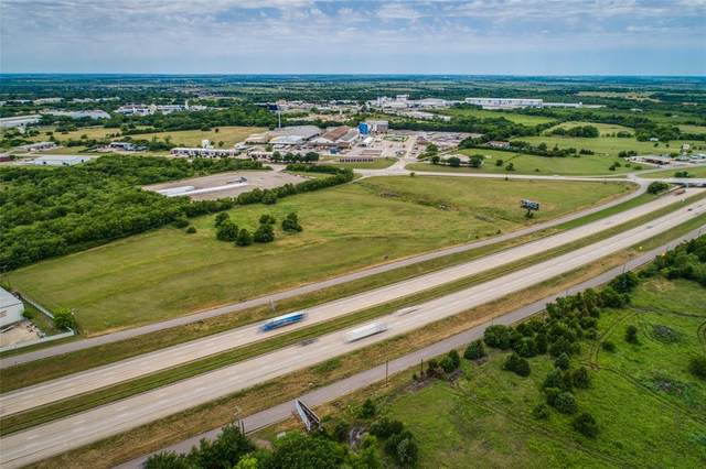 Tract 1 N Interstate 45, Ennis, TX 75119 (MLS #14517608) :: The Kimberly Davis Group