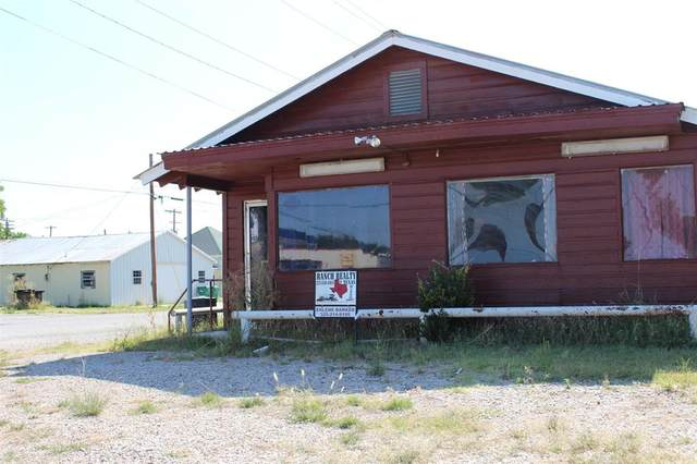 600 S Commercial Avenue, Coleman, TX 76834 (MLS #14517628) :: All Cities USA Realty