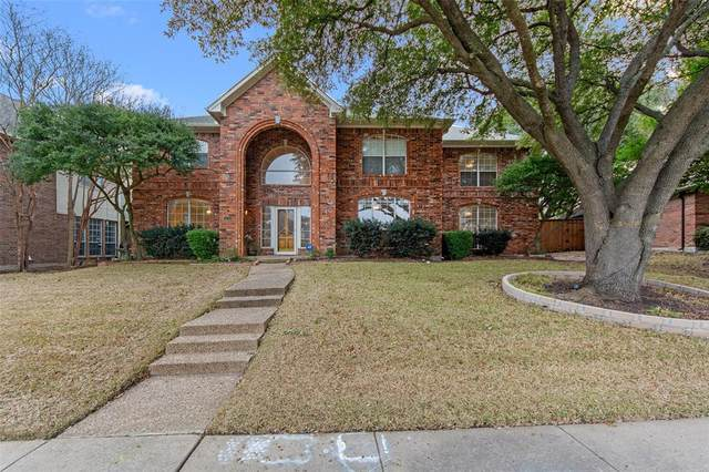 4112 Westmoreland Drive, Plano, TX 75093 (MLS #14517669) :: Robbins Real Estate Group
