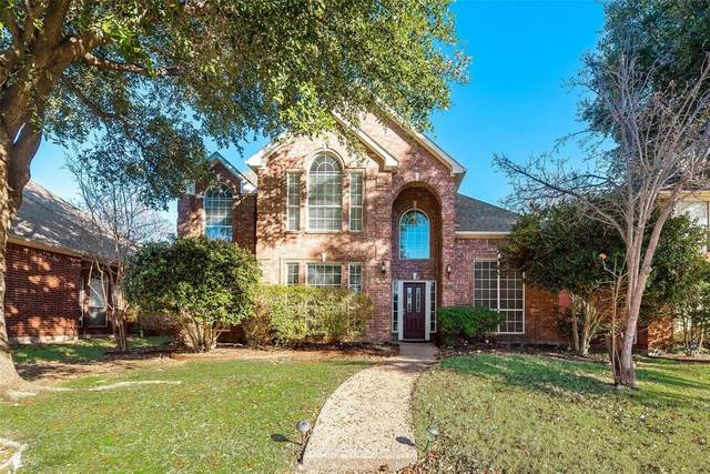 7920 Clark Springs Drive, Plano, TX 75025 (MLS #14517697) :: Robbins Real Estate Group