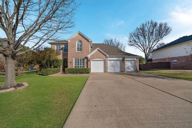 3208 Emory Drive, Flower Mound, TX 75022 (#14517718) :: Homes By Lainie Real Estate Group
