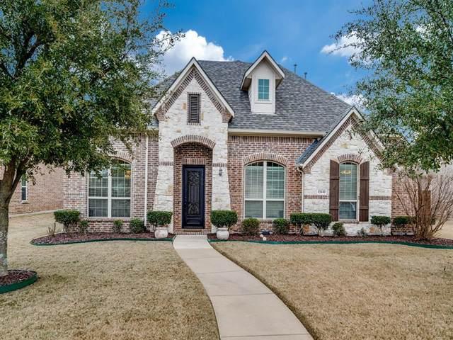 12446 Flowering Drive, Frisco, TX 75035 (MLS #14517758) :: Robbins Real Estate Group