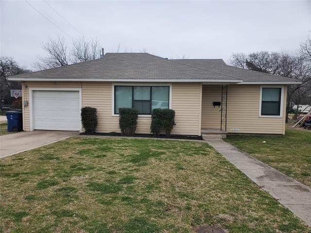 502 N Miller Street, Decatur, TX 76234 (MLS #14517784) :: Post Oak Realty