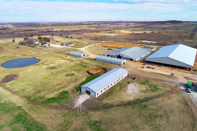 8728 County Road 1016 Road, Burleson, TX 76028 (MLS #14517790) :: Feller Realty