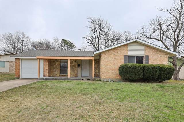169 Ridgeway Circle, Lewisville, TX 75067 (MLS #14517800) :: Robbins Real Estate Group