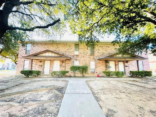 7816 Romney Road, Fort Worth, TX 76134 (MLS #14517840) :: Post Oak Realty