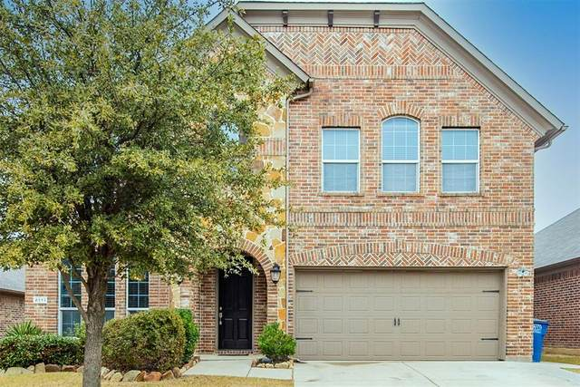 2313 Ranchview Drive, Little Elm, TX 75068 (MLS #14517856) :: The Good Home Team