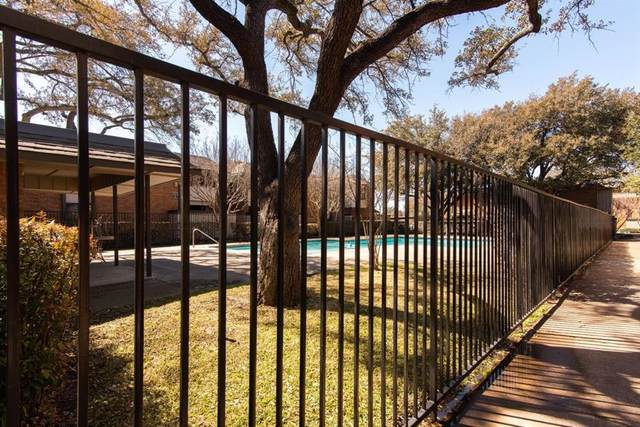 2812 Lineville Drive #108, Farmers Branch, TX 75234 (MLS #14517862) :: Potts Realty Group