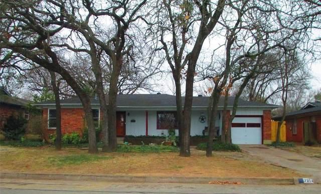 7204 Jewell Avenue, Fort Worth, TX 76112 (MLS #14517867) :: The Kimberly Davis Group