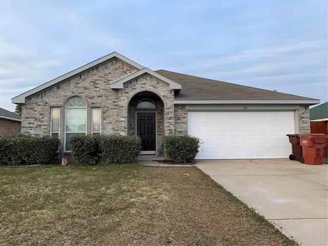 904 Nancy Drive, Royse City, TX 75189 (MLS #14517907) :: The Tierny Jordan Network