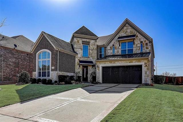 1217 Roma Drive, Frisco, TX 75036 (MLS #14517922) :: Craig Properties Group
