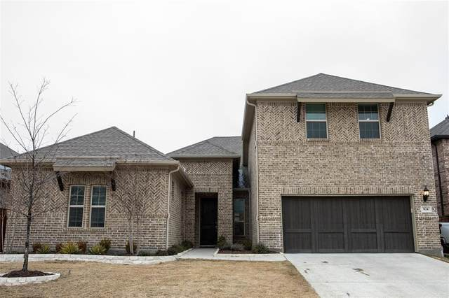 824 Cobalt Drive, Celina, TX 75009 (MLS #14517962) :: Post Oak Realty