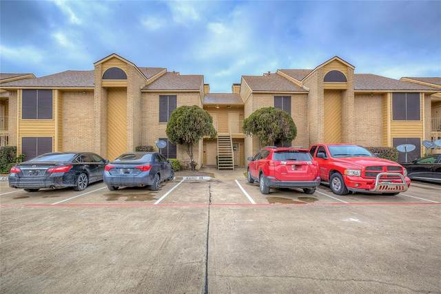 5805 Marvin Loving Drive #405, Garland, TX 75043 (MLS #14517969) :: Premier Properties Group of Keller Williams Realty