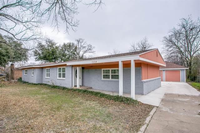 7304 Briley Drive, North Richland Hills, TX 76180 (MLS #14517982) :: The Kimberly Davis Group