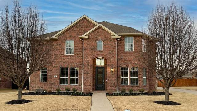 141 Wilson Drive, Prosper, TX 75078 (MLS #14518000) :: The Star Team | JP & Associates Realtors
