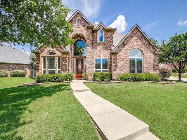 2360 Lake Forest Drive, Rockwall, TX 75087 (MLS #14518014) :: Craig Properties Group