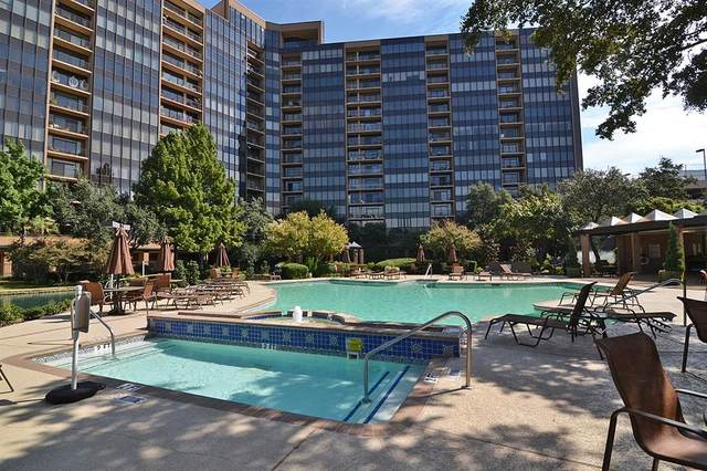 5200 Keller Springs Road #1113, Dallas, TX 75248 (MLS #14518040) :: Front Real Estate Co.