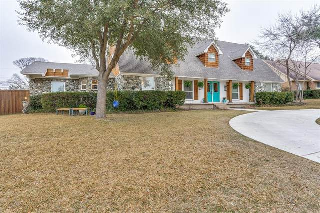 7707 Tophill Lane, Dallas, TX 75248 (MLS #14518077) :: The Kimberly Davis Group