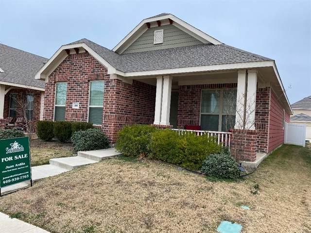 808 Whitemarsh Drive, Aubrey, TX 76227 (MLS #14518081) :: Robbins Real Estate Group