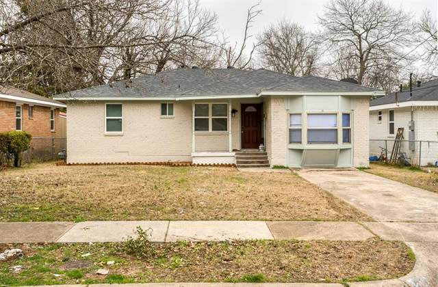 1310 Mentor Avenue, Dallas, TX 75216 (MLS #14518096) :: The Property Guys