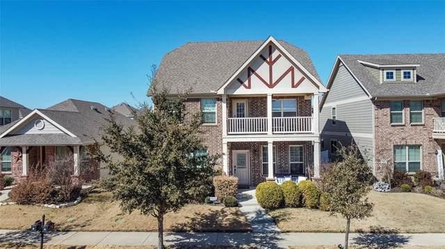 809 Hartsfield Street, Savannah, TX 76227 (MLS #14518128) :: Robbins Real Estate Group