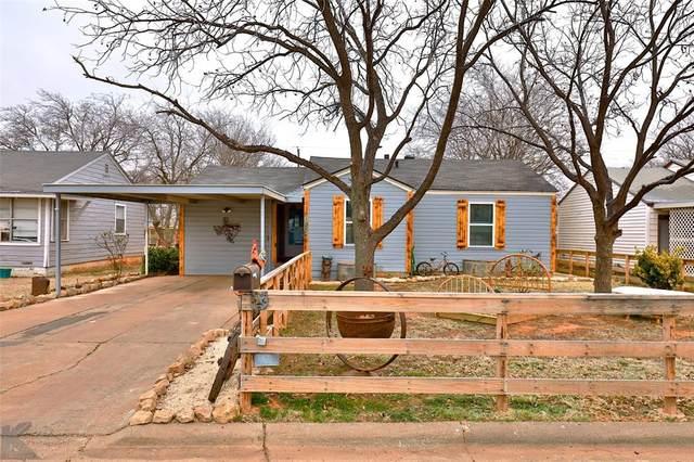 1473 Green Street, Abilene, TX 79603 (MLS #14518186) :: NewHomePrograms.com