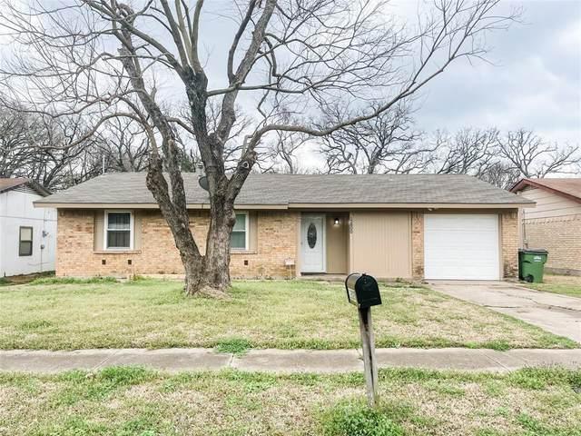12800 Spring Oak Drive, Balch Springs, TX 75180 (MLS #14518204) :: The Chad Smith Team